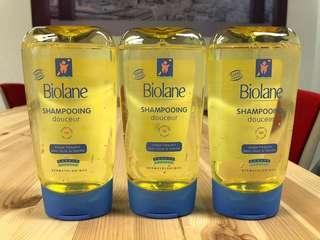Biolane Gentle Shampoo 法國貝兒去頭泥洗頭水 300ml