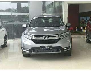 DP Ringan New Honda CRV 1.5 CVT Turbo Prestige