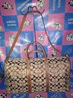 Authentic Coach Travelling Bag