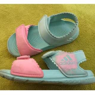 Adidas Sandals (Size8K)