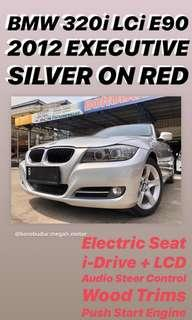 Bmw 320 i E 90 2.0 at 2012 aby