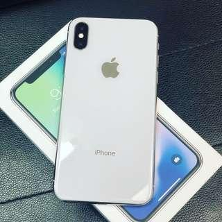 Iphone X 256gb perfect condition