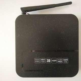 ZIDOO X8 Android 6.0 TV Box