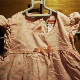Preloved Osh Kosh Infant dress