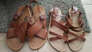 Flats (2 for 100)