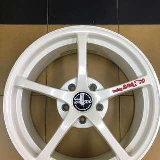 Racing sparco NT-R 7.5kg 8X17 5-1143 +30
