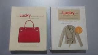 Lucky shopping manual and guide to style