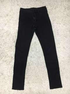 H&M Pants in Black size XS
