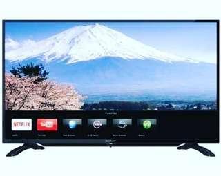 TV LED Sharp 40inc Bisa kredit