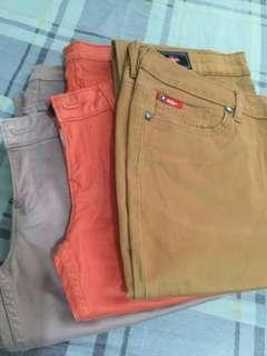 Lee Cooper Colored Pants