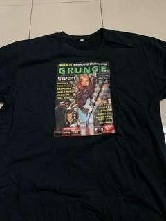 Touch Me I'm Grunge Gig T Shirt