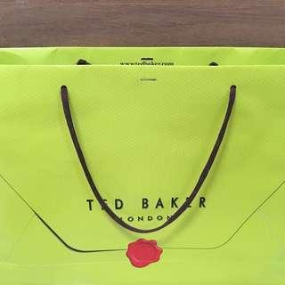 [Limited Time Discount] Ted Baker Men Briefcase