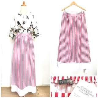Poplook long skirt