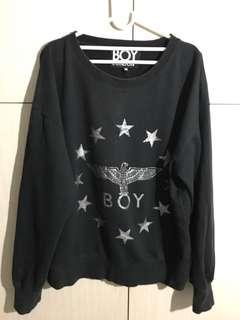 Boy London 黑色上衣