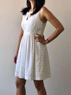 Portmans White Work Dress