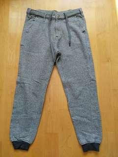 Lee Jeans Joggers Grey Size S