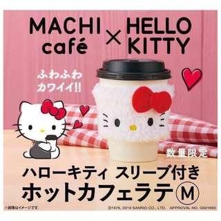 日本限量 HELLO KITTY杯套   ~ 歡迎批發 ~