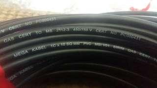 10 mm pvc cable
