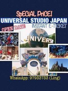 🚚 USJ, UNIVERSAL STUDIO JAPAN