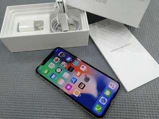 🚚 iPhone X 銀色 64G