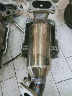 🚚 Honda extractor/header