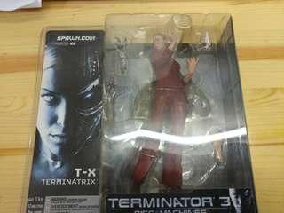 McFarlane Terminator : T-X Terminatrix (not Neca, Marvel Legend, DC, Hottoys)
