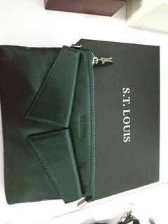 🚚 Green Wallet (With Sling)