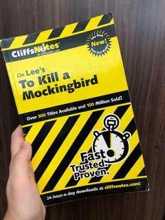 🚚 CliffsNotes: To Kill a Mockingbird