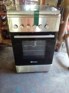 Technogas oven brand new