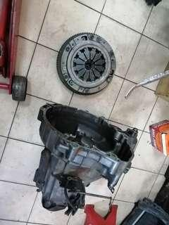 Gear box manual perodua kenari