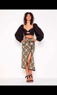 Alice McCall skirt size 6