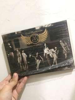 NINE MUSES - SWEET RENDEZVOUS MINI ALBUM