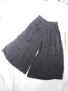 Beach black pants