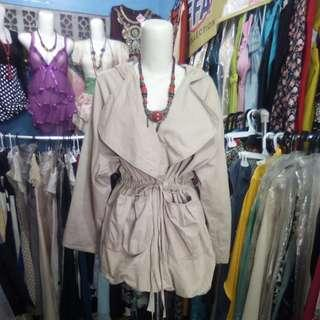 Jaket coat -real coco
