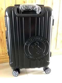 CONTINENTAL-20吋黑色行李箱