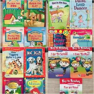 🚚 [79% OFF] Robin & Ladybird Preschool Story Books Bundle Special