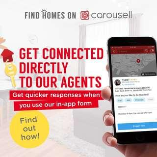 Get connected directly to our agents!