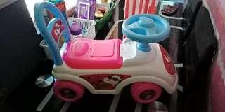 Snoopy Baby Car