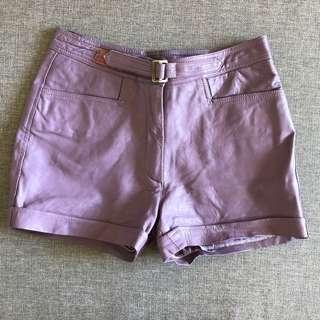 Purple Vintage shorts from Paris