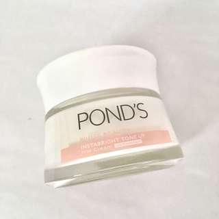 [sale] Pond's White Beauty Instabright Tone Up Milk Cream Brightening Moisturizer 50g