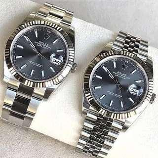 Buying ROLEX & OMEGA Watches
