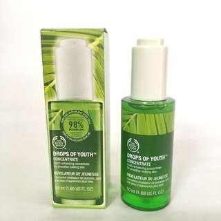 [sale] The Body Shop Drops Of Youth Concentrate Serum 50ml