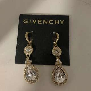 AUTHENTIC GIVENCHY EARRINGS