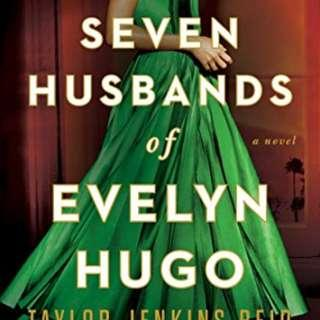 (ISO): Looking for 'The Seven Husbands of Evelyn Hugo' by Taylor Jenkin Reid