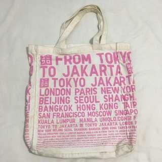 Uniqlo Tote Bag Original