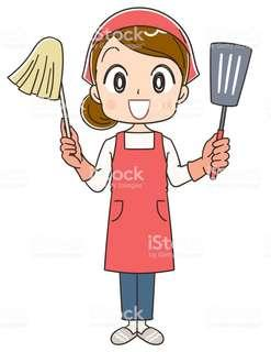 Childcare Cook&Cleaner
