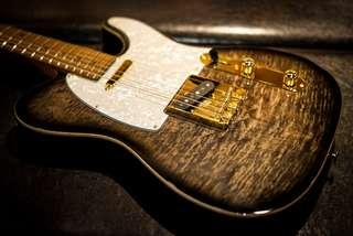Suhr Classic T Deluxe Charcoal Burst