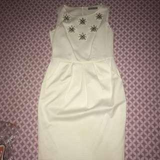 White Dress Mark & Spencer