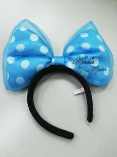 Mickey Minnie hairband