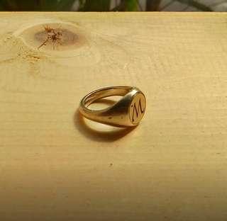 🚚 純銀手工古典戒指打造,可指定形制與戒面圖樣